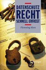 Recht-schnell of the: Datenschutzrecht-schnell of the von Flemming Moos...