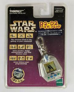 1997 Star Wars R2-D2 Giga Pet by Tiger Electronics Tamagotchi Japan Sticker