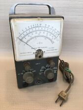 Heathkit Vacuum Tube Voltmeter Model V 7 Parts Only