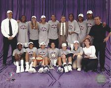2005 WNBA SACRAMENTO MONARCHS CHAMPIONSHIP (4) PHOTOGRAPHS LAWSON PENICHIERO ++
