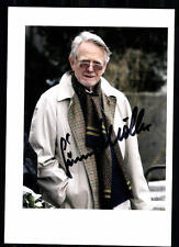 Gunnar Möller Autogrammkarte Original Signiert ## BC 13502