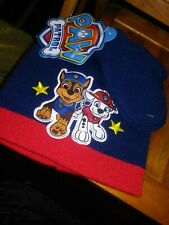 Paw Patrol Hat And Gloves