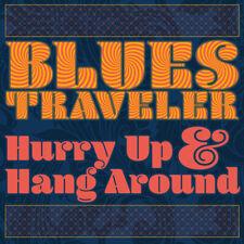 Blues Traveler – Hurry Up & Hang Around - 2018 - LP Vinyl - New & Sealed