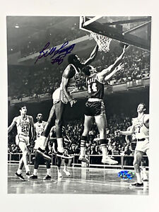 Bill Russell Boston Celtics Signed 8x10 Photo Autographed Altman and Russell COA