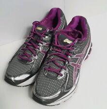ASICS GT-2170 Womens Size 10 Running Shoes Gray Fuchsia VGC!