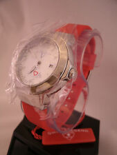 Swiss Legend Love Collection SL-20031L-02RD Red 35mm MOP Dial RARE NEW