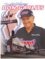 """Big Daddy"" Don Garlits Autographed NHRA Champion Summit Racing Hero Card!"