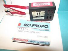 Ko Propo 55072 Boost Commander Unit For Advanced Charger Bx-212