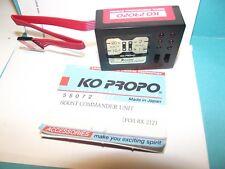 Ko Propo 55072 Boost Commander unità per avanzata CARICABATTERIE Bx-212