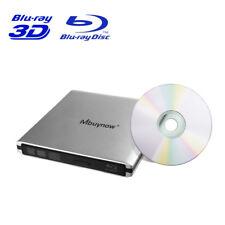Externe Blu-Ray Player Laufwerk Kopierer Brenner Recorder 3D ODD HDD USB 3.0