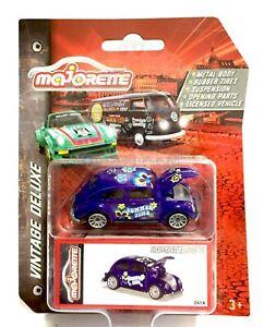 Majorette Vintage Deluxe Volkswagen Beetle