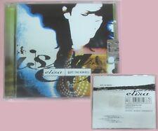 CD Singolo ELISA GIFT (THE REMIXES) 2001 SIGILLATO SUGAR 300737 2 no lp (S14)