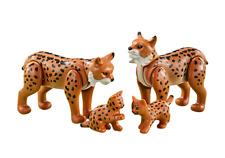 Playmobil Wild Life Famille de Lynx 6540
