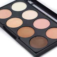 8 Couleurs Pro Palette Correcteur Fond De Teint Concealer Anti-cernes Maquillage
