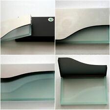 aufstellbar 10 Visitenkartenbox Aufsteller Ständer Acryl 96 x 61 x 40 mm