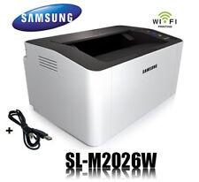 SAMSUNG XPRESS SL-M2026W LASER DRUCKER WLAN 20 S./Min. 1200dpi USB 2.0* NEU *