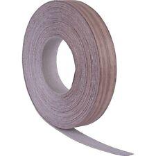 """Wood Veneer Edgebanding Edge Banding Tape Pre-Glued 7/8"""" x 25' Walnut"""