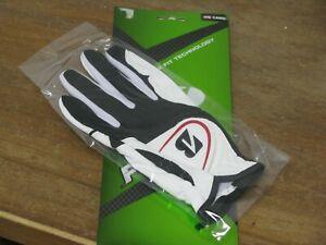 Bridgestone B Fit Golf Glove Size L/XL White/Black Camo BRAND NEW IN BOX WOW!!