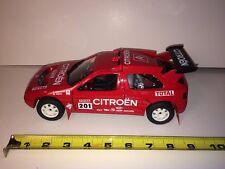 1:18 Scale Citroen ZX Rallye Raid 1996 Die Cast Model