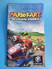Mario Kart Double Dash Instruction Booklet MANUAL ONLY (Nintendo Gamecube)