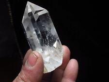 "79g RARE NATURAL ""stone inside Stone"" quartz crystal point healing"