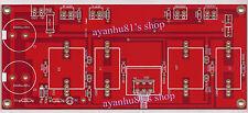Class A SE J-FET B1 Stereo Buffer Preamplifier Amplifier PCB