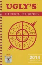 Ugly's Electrical References 2014 by Jones and Bartlett Learning Staff (2014, Spiral)