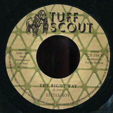 """Little Roy - The Right Way NEW!!! Tuff Scout 154 7"""""""
