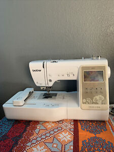 brother sewing embroidery machine se625