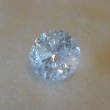 DIAMANTE CT 0.70 NATURALE TAGLIO BRILLANTE MM. 5.60 X 5.63 X 3.52