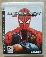 Spider-Man Web of Shadows Playstation 3 PS3 - complete