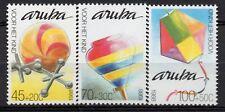 Aruba NVPH 51-53 Kinderzegels 1988 Postfris