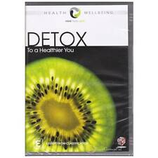 DVD DETOX TO A HEALTHIER YOU SUZANNE COX HEALTH WELLBEING & YOGA PROGRAM R4 [BNS