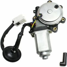 Window Motor For 2003-2007 Infiniti G35 w/ anti-clip function Front, Driver Side