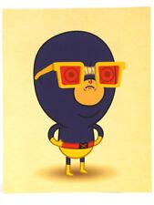 Cyclops Mondo Mike Mitchell Print Just Like Us JLU Marvel Comics X-Men Proof