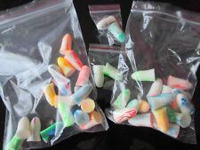 40 Tapones para los oídos, Moldex 35 db, multicolores, en 4 bolsas zippo