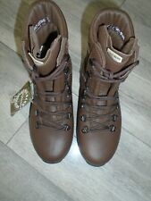 ALTBERG WOMENS DEFENDER COMBAT HIGH LIABILITY BOOTS SIZE 3W BRITISH ARMY NEW