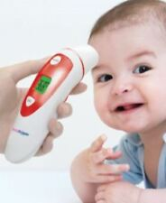 USA Baby Doppler IR Infrared Forehead Ear Digital Thermometer Baby Adult