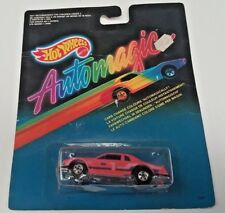 1987 HOT WHEELS AUTOMAGIC Colour Changers in Blister Pack NOS  RARE