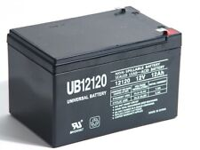 Replacement Battery for Currie iZip 650, 750, 900 Scooters (Single Battery)