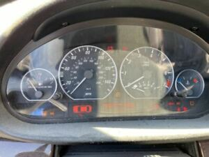 Speedometer Cluster Coupe MPH Fits 01-06 BMW 330i 614316