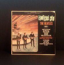 The Beatles Something New Orange Capitol ST-2108 Vinyl Record LP in Stereo