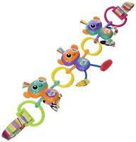 Lamaze Monkey Links Clip On Pram And Pushchair Baby Toy L27177