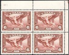 CANADA, 1935. Air Mail C5 Block, Mint