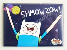 Adventure Time Finn Shmowzow! Magnet Licensed Hot Properties New