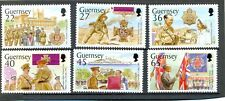 Guernsey- Victoria Cross mnh set(2002)-Military-Soldiers
