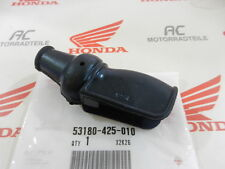 HONDA CM 400 T Boot HANDLEBAR CLUTCH LEVER RUBBER GENUINE NEW