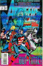Avengers: terminatrix objective # 1 (of 4) (états-unis, 1993)