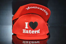 Snapback I Love Haters Cap DGK Mode Blogger Last kings Obey Tisa YMCMB YOLO
