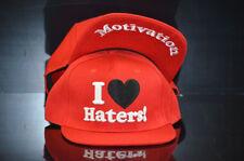 Snapback I Love Haters CAP DGK moda blogger Last Kings Obey DOPE TISA YMCMB Yolo